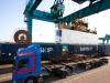 container-op-trein